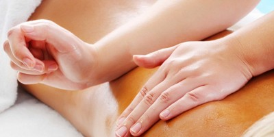 Rückenmassage Wellnessmassage in Giessen
